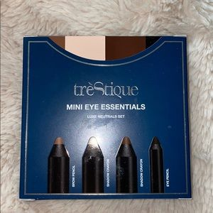 NIB treStique Mini Eye Essentials